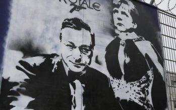 """Draghi: """"Criticati da chi guadagna dalle politiche della Bce. Lavoriamo per l'Eurozona, non per la Germania"""""""