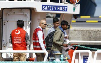 Via al piano Ue-Turchia, respinti 200 migranti