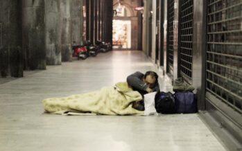 Homeless, il boom degli invisibili