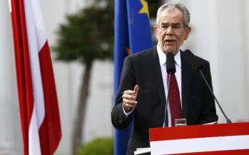L'Austria salvata dal voto per posta