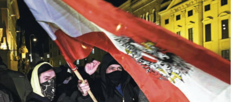 """Neonazisti al posto degli operai così Vienna """"la rossa"""" diventa capitale dell'estremismo"""