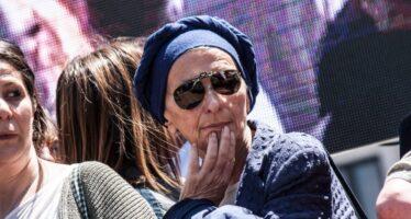 """La frustata di Bonino al funerale di Pannella """"Ipocriti certi omaggi"""""""