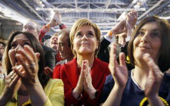 Scozia, il Labour terzo. Vince l'Snp ma più debole