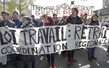 """La """"loi Travail"""" in parlamento"""