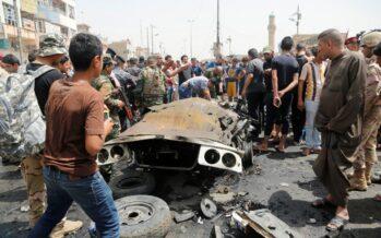 Bombe dell'Isis sugli sciiti