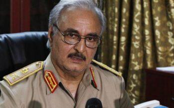 Libia, Serraj all'Onu: «Ecco la lista delle armi che ci servono»