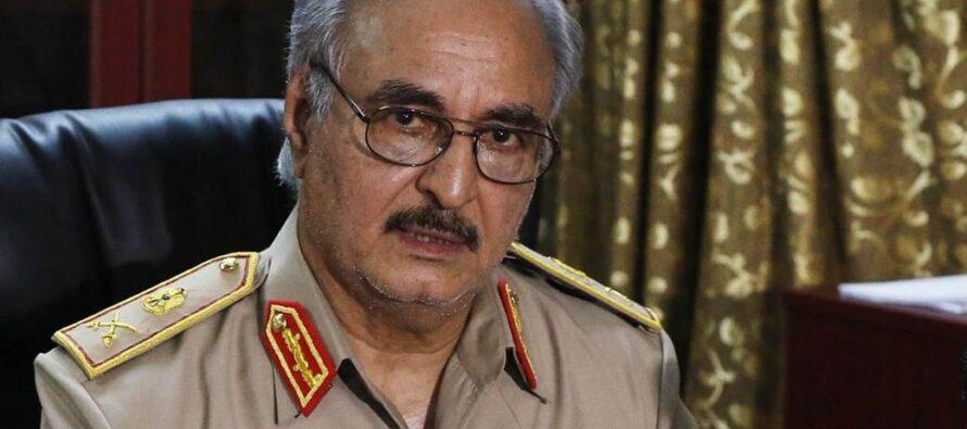 Libia. Il generale Haftar umilia l'Italia, che rifiuta la mediazione russa