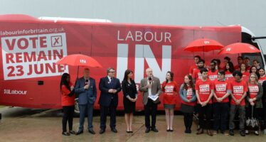 Il Labour salvato dai ragazzi