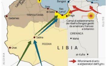 Sì alle armi per il governo di Tripoli E l'Italia addestrerà le loro truppe