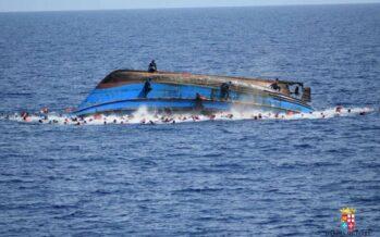 Cimitero marino: due naufragi nel Canale di Sicilia, 200 i dispersi