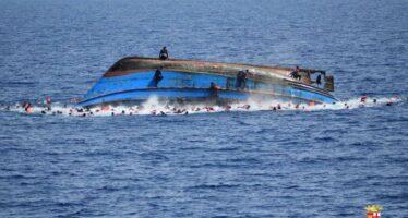Nel Mediterraneo 81 migranti annegati in una settimana