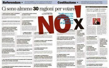 Referendum. La grande finanza catastrofista: «Se vince il No Italia fuori dall'euro»