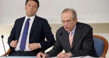 Renzi graziato dall'Ue: bonus da 14 miliardi