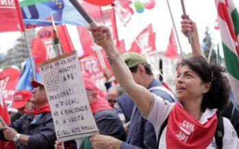 Pensioni, sindacati pronti allo sciopero generale