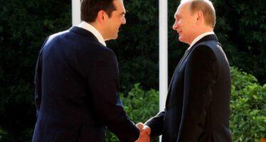 Putin e Tsipras a tutto gas