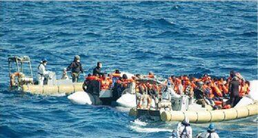 Tassa per gli stranieri che entrano in Europa L'ipotesi per finanziare il Migration Compact