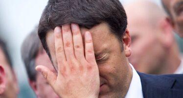 Renzi non lascia e raddoppia