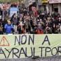 protesta contro l'aeroporto di Notre-Dame-des-Landes