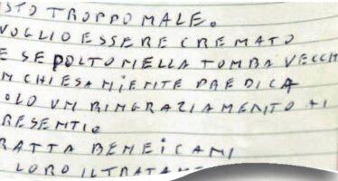 Pensionato si uccide aveva perso tutto nel crac di Vicenza
