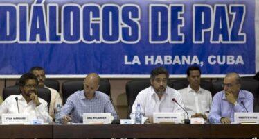 Comunicato congiunto FARC-EP-governo della Colombia