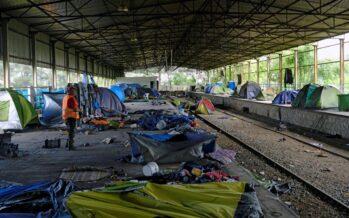 Frontiera senza più profughi