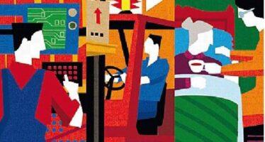 La classe operaia si fa in tre, divisa dalla fabbrica digitale Tanti stranieri nei servizi