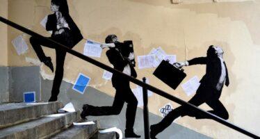 Bankitalia taglia le stime sul Pil