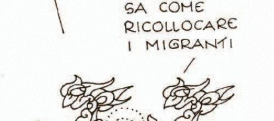 """Migration compact """"Subito 2,5 miliardi per fermare i flussi"""""""