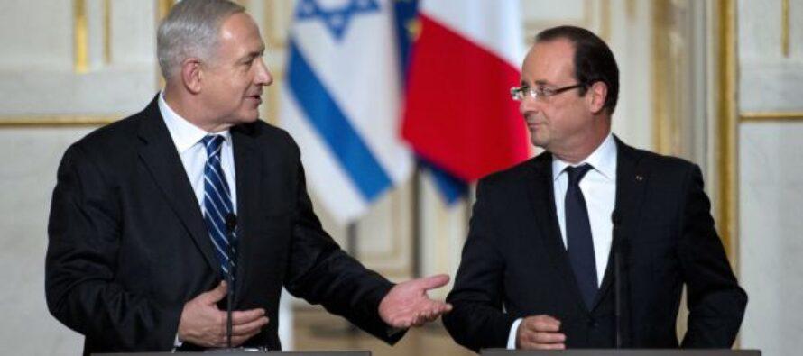 Si apre la Conferenza di Parigi su Israele e Palestina, Netanyahu è contro