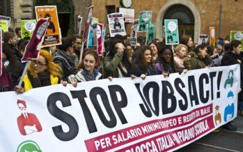 In Italia con il Jobs Act in aumento le famiglie di lavoratori poveri