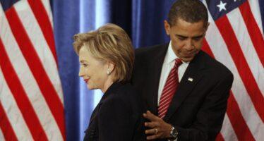 Obama in campo per Clinton