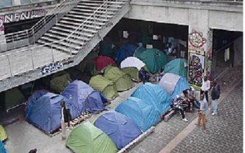 «Un campo profughi dentro la città» L'impegno di Parigi