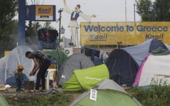 Profughi prigionieri nel limbo greco