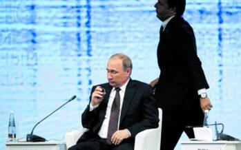 Renzi, dalla Russia con timore