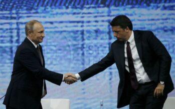 Sanzioni economiche e sportive: Russia, Italia e nuova «guerra fredda»