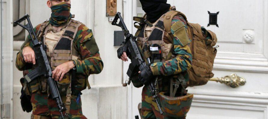 Retate antiterrorismo a Bruxelles per gli Europei