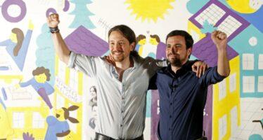 Socialisti in affanno, Podemos cresce