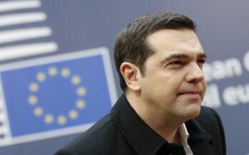 Tsipras: «Colpa di austerity e muri»