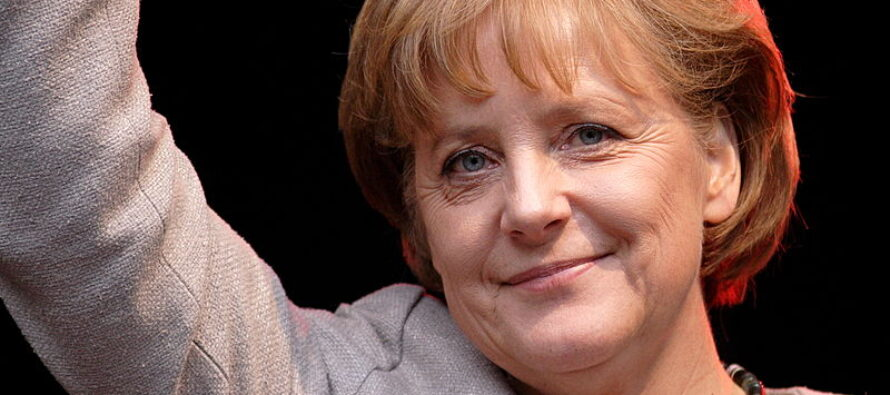 Angela Merkel, l'unica leader in mezzo a tanti fallimenti