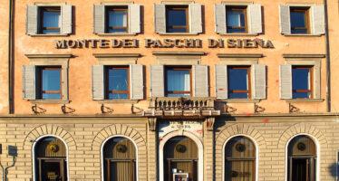 La questione Montepaschi