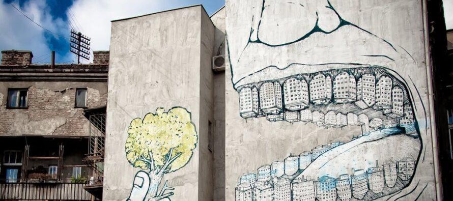 Consumo di suolo: l'Italia ancora senza tutele