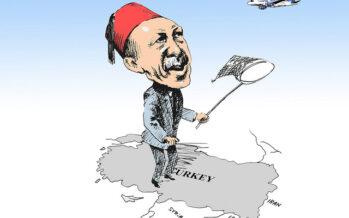 Destabilizzare l'area, funzione storica dell'«insostituibile» partner della Nato