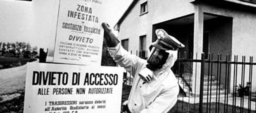 Seveso, la cicatrice di un'Italia che cambia