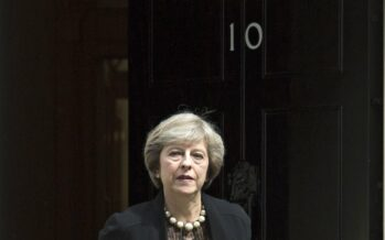 Theresa May, primo ministro post-Brexit