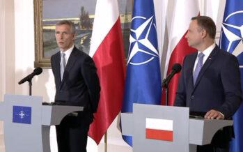 La Ue non c'è? Tranquilli, c'è la Nato