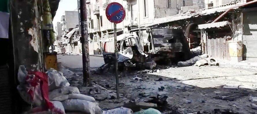 """Dopo 4 giorni di raid, 100 morti a Est di Damasco. """"Siria inferno per i bambini"""""""