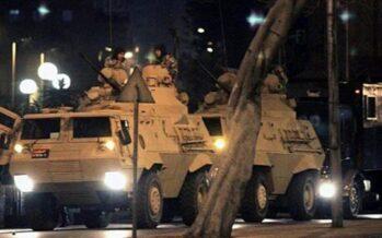 Colpo di stato militare in Turchia