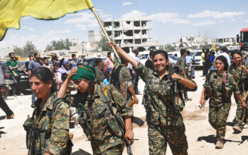 La guerra per Rojava