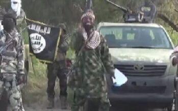 """È """"rimorto"""" Shekau, leader storico di Boko Haram"""