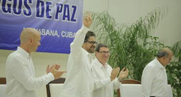 Iván Márquez analizza implementazione dell'accordo di pace